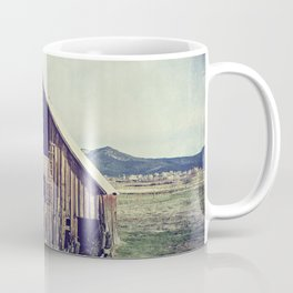 Weathered Barn Coffee Mug