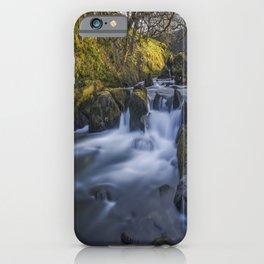 Nant Ffrancon Pass River iPhone Case
