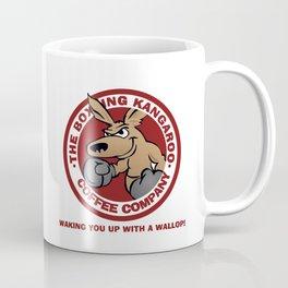 Boxing Kangaroo Coffee Company Coffee Mug