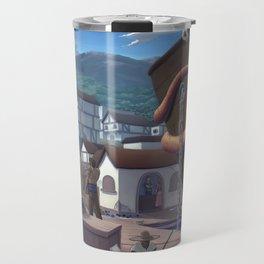 Runic 001 Port Tansiron Travel Mug