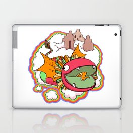 Quetzalcoatl Laptop & iPad Skin