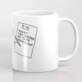 Dinosaur Poop Coffee Mug