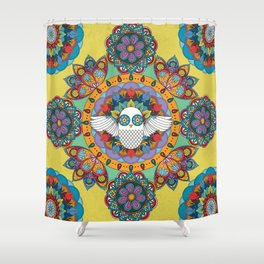 Mandowla Shower Curtain