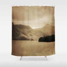 Lake George II Shower Curtain