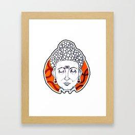 Wang od Framed Art Print