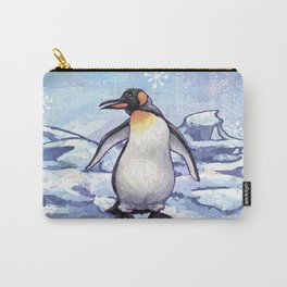 Animal Parade Penguin Carry-All Pouch