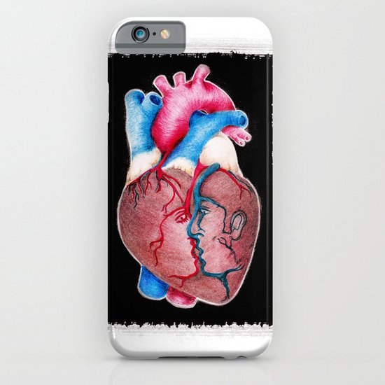 1 HEART 4 2 iPhone & iPod Case