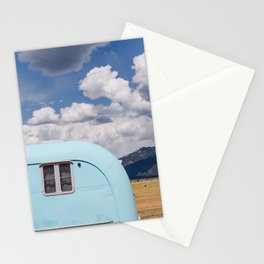 New Mexico Airstream VIII Stationery Cards