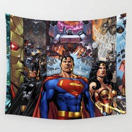 hero Wall Tapestry