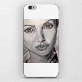 A Simple Kiss iPhone Skin