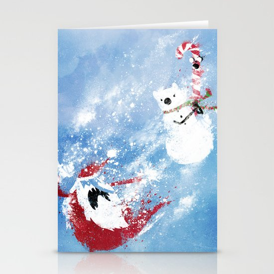 Christmas Time!! Stationery Cards