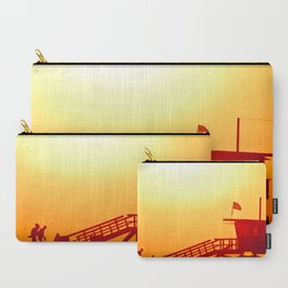 Shadows in the Sunset Carry-All Pouch