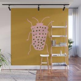 arthropod mustard Wall Mural