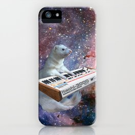 Space Ferret iPhone Case