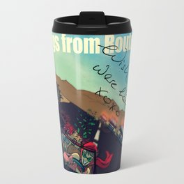 Ginny & Clutch (Greetings From Route 66) Travel Mug