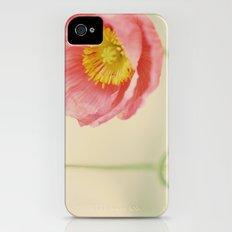 Pale Pink Slim Case iPhone (4, 4s)