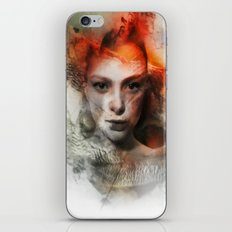 Mothcharmer iPhone & iPod Skin