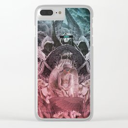 BANNED Clear iPhone Case