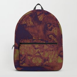 100 Year Old Alamo Tree - Colorized Backpack
