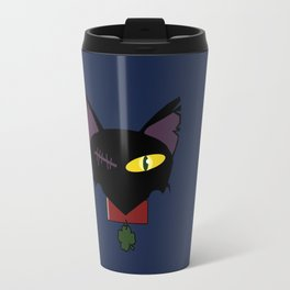 Nothing to do with luck Travel Mug