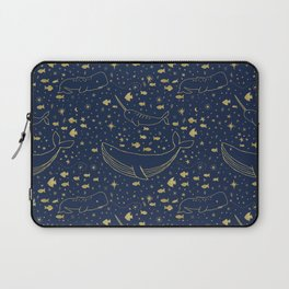 Celestial Ocean Laptop Sleeve