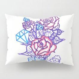51. Women's love - Dimond and Rose  Pillow Sham