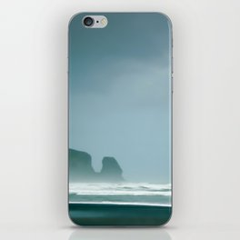 New Zealand, Bethells Beach iPhone Skin