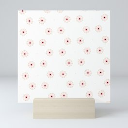 Flora Aura Mini Art Print