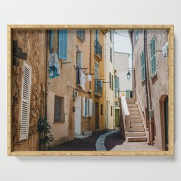 Provence France Street Serving Tray