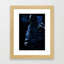 The Vagabond Framed Art Print