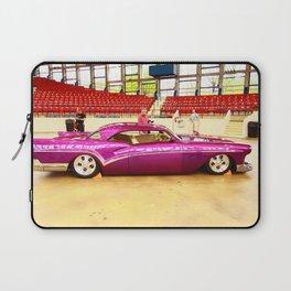 Sleek and Classy Vintage Car Laptop Sleeve