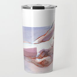 COLBY, Nude Male by Frank-Joseph Travel Mug