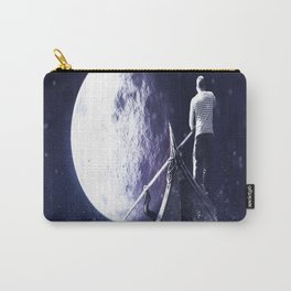 Moon gondolier Carry-All Pouch