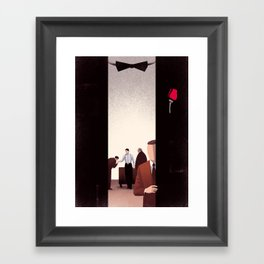 The Godfather Framed Art Print