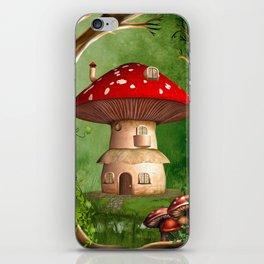 Dwarf Land iPhone Skin