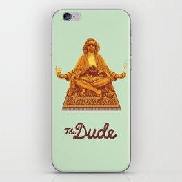 The Lebowski Series: The Dude iPhone Skin