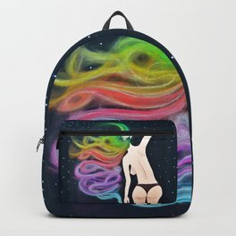 Midnight Toker (#1), Smoking Lady Series Backpack