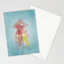 Slide Stationery Cards