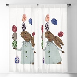 Hare-y Adventures 2 Blackout Curtain