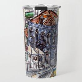 Buarcos, Portugal Travel Mug