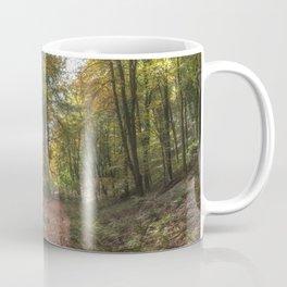 Autumn Woodland Walk Coffee Mug