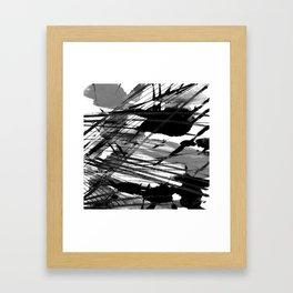 Abstract Joy 3I by Kathy Morton Stanion Framed Art Print
