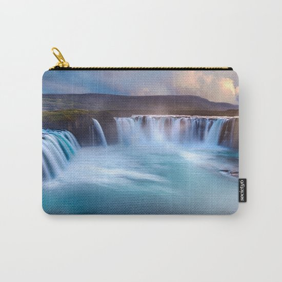 Chasing Waterfalls Carry-All Pouch
