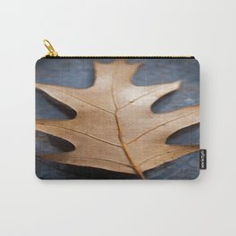 One on black Carry-All Pouch