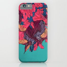 Out of Sight, Out of Mind iPhone Case
