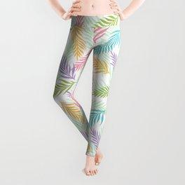 Tropical pattern Leggings