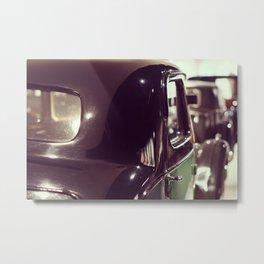 1920s car showroom Metal Print