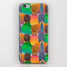 Braid yourselves iPhone & iPod Skin