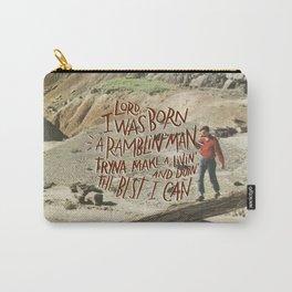 Ramblin' Man Carry-All Pouch