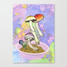 Druggy Charms Canvas Print
